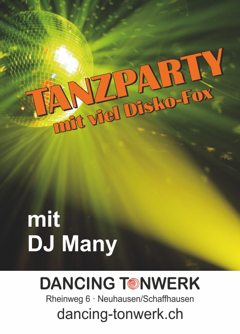 tanzparty